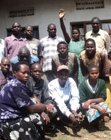 Rwabigangura Bakyara Twimukye Group
