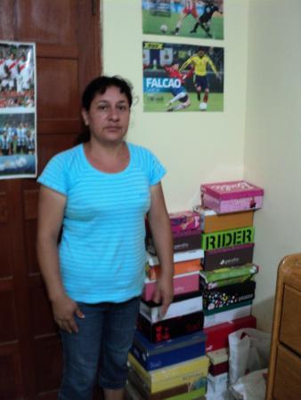 Nelly Rosario
