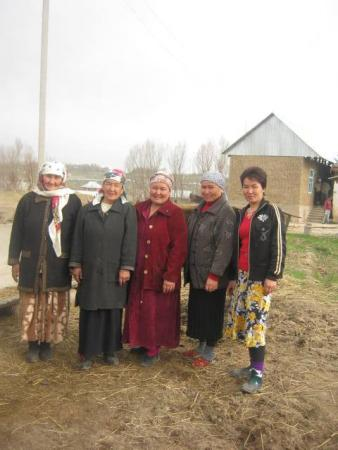 Jumabaeva Aynur Group