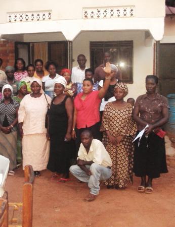 Suubi Development Association-Kampala Group