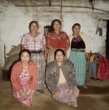 Las Trabajadoras De Patziquibala Group
