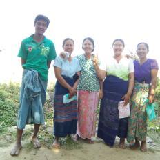 Kya Paing – 2 (C) Village Group