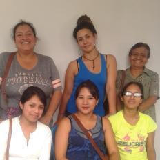 Mujeres Franciscanas Group