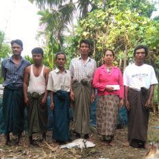 Hpa Yar Ngoke To (B) Village Group