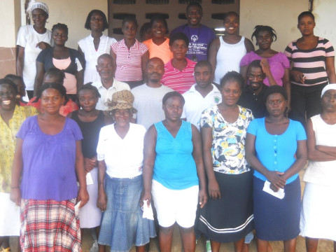 photo of Harmonie De Ouanaminthe Group