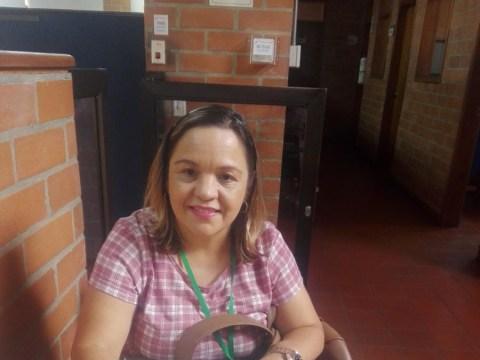 photo of Gloria Carmenza