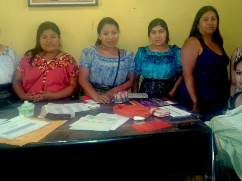 photo of Mujeres Comerciantes Group