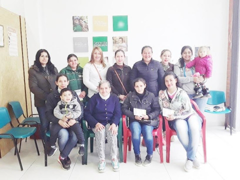 photo of Kuña Aty Mbarete Group