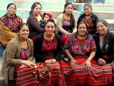 photo of Tejedoras De Camanchaj Group