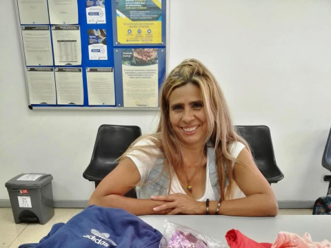 photo of Maria Gladis