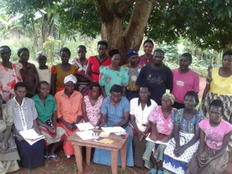photo of Tweheyo Womens Group Kitonya