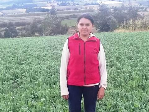 photo of Diana Cumanda
