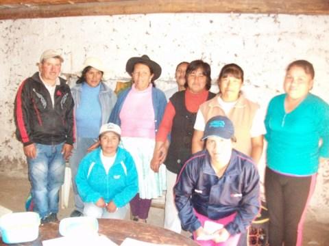 photo of Nuevo Amanecer De Mollepata Ii Group