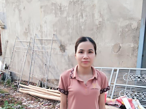 photo of Thùy