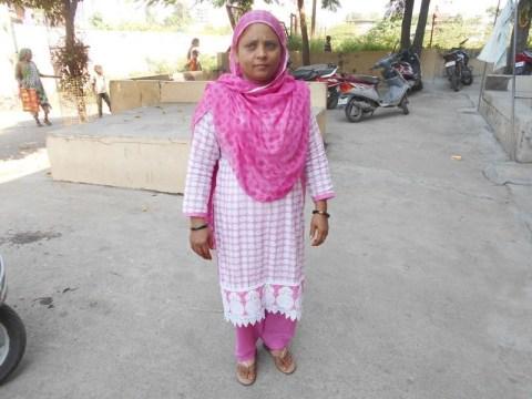 photo of Shamimben