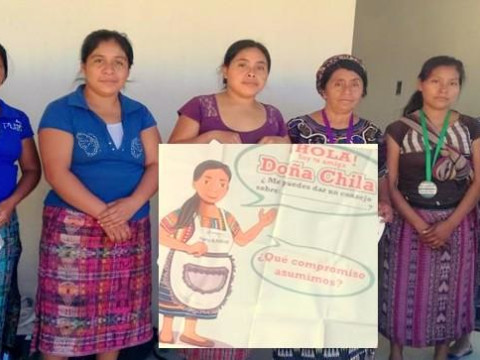 photo of Mujeres De Lacantun Group