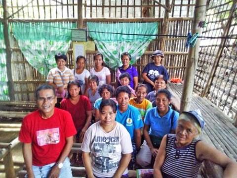 photo of Pdc 134 Tan-Awan Women's Association Group