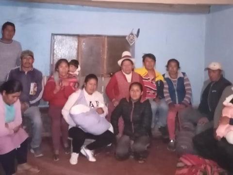 photo of Señor De Tantanmarca Group