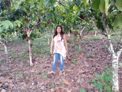 photo of María Esther
