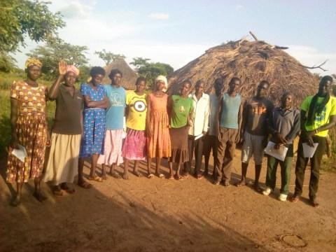 photo of Ojune Iswaim Farmers Group