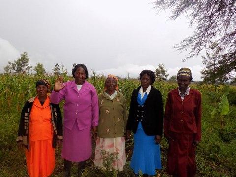 photo of Umoja Women Group
