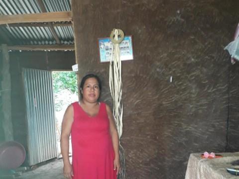 photo of Delia Patricia