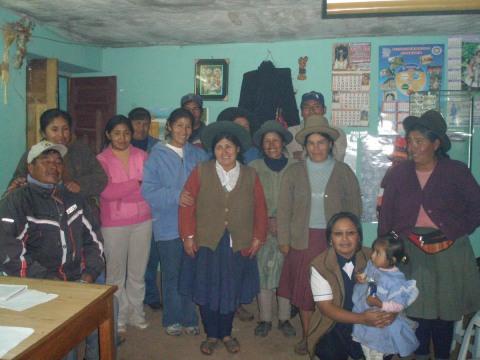 photo of Reynita De Belen De Ccorao Group