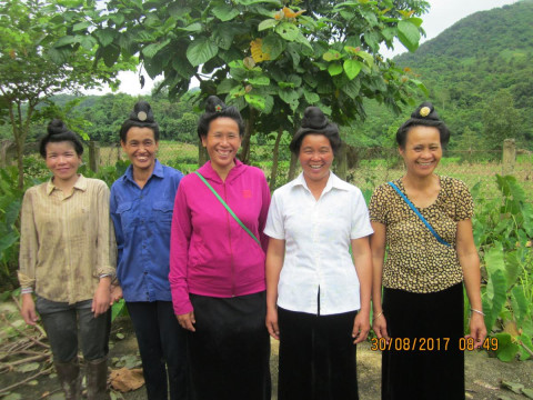 photo of He Muong 52 Group