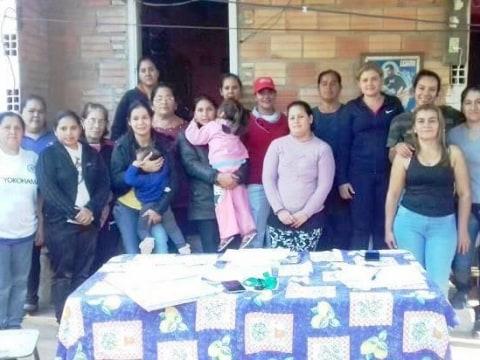 photo of Mujeres De Ypakarai Group
