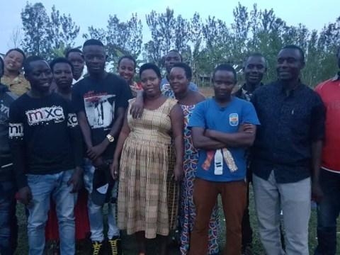 photo of Dufashanye Cb Sub Grp A Group