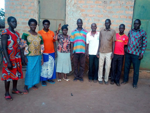 photo of Oyam Agro Coop Group G