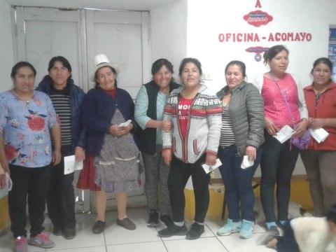 photo of Virgen Del Rosario De Acomayo Group