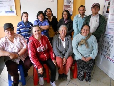 photo of Estrellitas  (Cuenca) Group