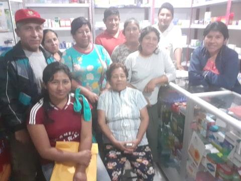 photo of El Porvenir De Huyro Group