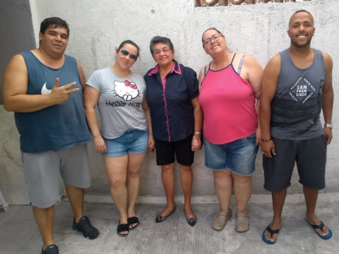 photo of Os Determinados Group