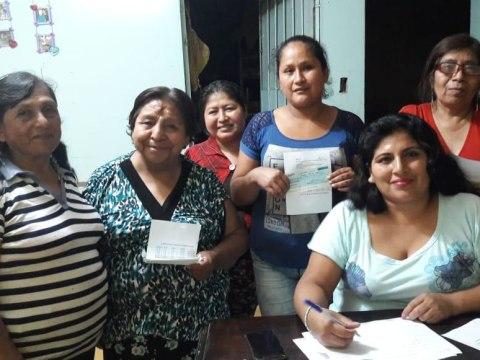 photo of Las Reynas De Villa Los Reyes Group
