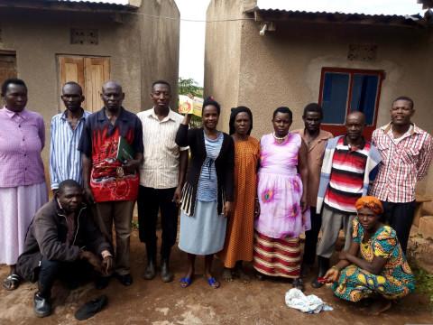 photo of Nyakarongo Tweyimukye Group