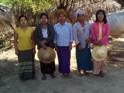 photo of Nyaung Hla-1 (D) Village Group
