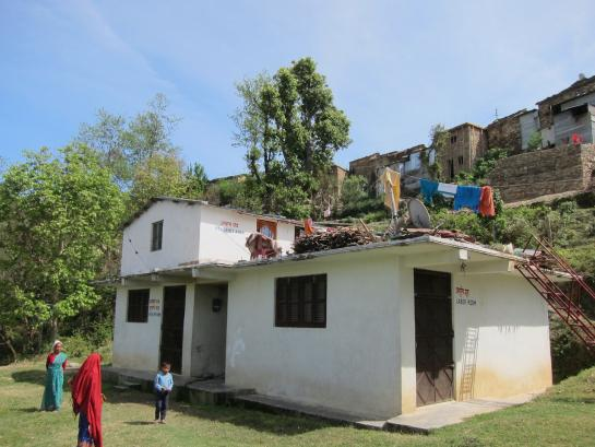 Possible Jayagadh Health Clinic