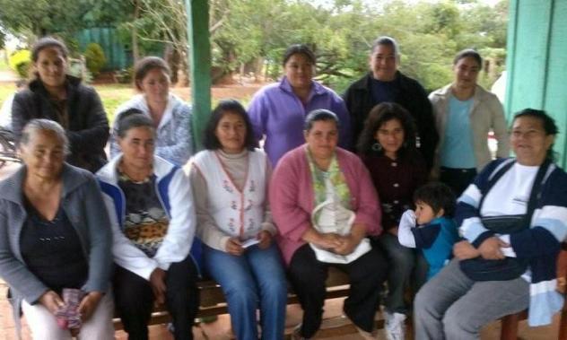 Guarani - Ka'Aguy Group