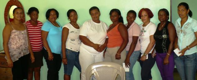 Mujeres En Esperanza 1, 2 Group