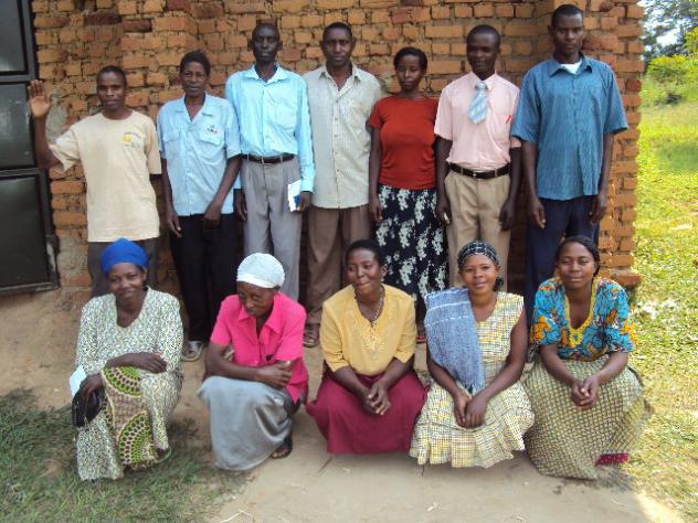 Kibaya Tutungukye Group A