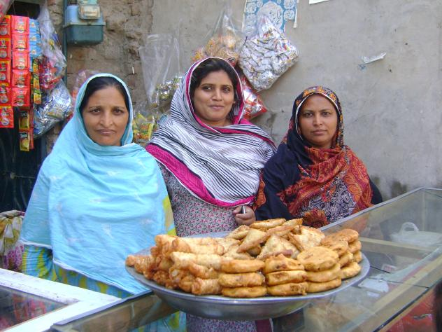 Mubashira Nadeem Zahid Group