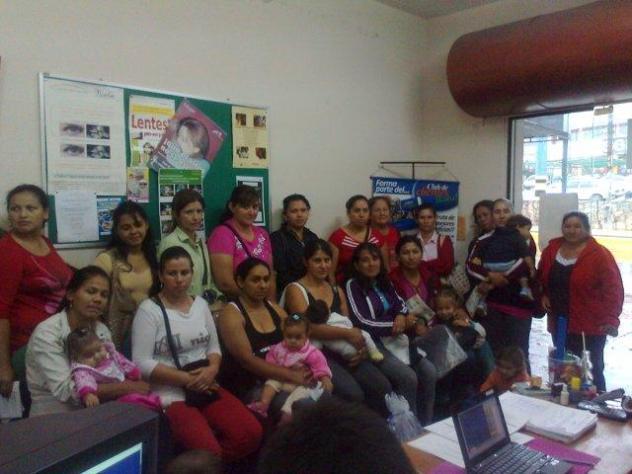 Mujeres Trabajadoras Group