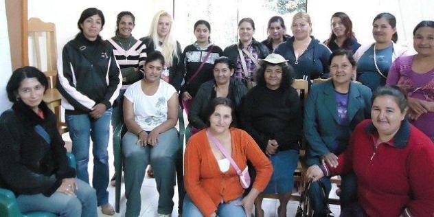 Kuña Aty El Triunfo Group