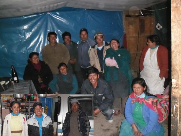 Miraflores De Challabamba Group