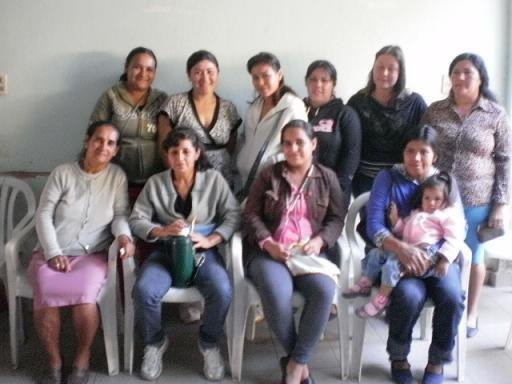 Santa Maria De Tobati Group