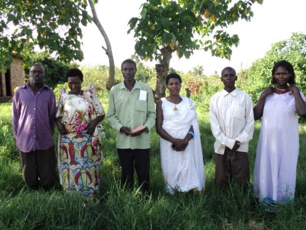 Kyabyakwaga Tukore Of  Kyenjojo District Group