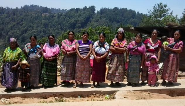 Mujeres De Choxbajan Dos Group