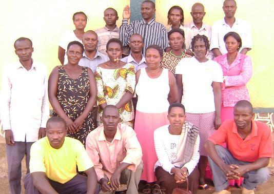 Nkongoro Goat Rearing Group, Ntungamo